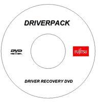 FUJITSU PC LAPTOP DRIVERS DISC DRIVER RECOVERY FOR WINDOWS 7 8 10 32/ 64 BIT DVD