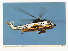 Gatwick - Heathrow Airlink Sikorsky S.61N Helicopter Aviation Postcard, A997