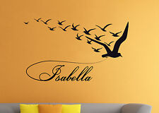 Family Name Custom Wall Decal Personalized Name Vinyl Sticker Wall Art Decor 11