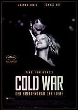 COLD WAR - DER BREITENGRAD DER LIEBE - 2018  - ORIG. CINEMA FILM POSTER A4