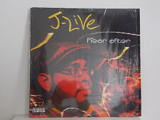 "J-Live - "" The Hear After "" - 2xLP"