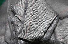 "3Y PENDLETON Suit Fabric- Grey Suit Weight- 58""Wide- 55% Rayon 35% Poly 10% SILK"