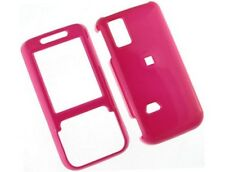 Hot Pink Hard Plastic Phone Protector Case Cover For Nokia XpressMusic 5610