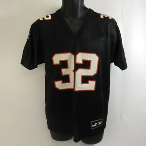 Jamal Anderson Atlanta Falcons #32 NFL Jersey Youth L 14-16 Large Kids Puma