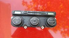 VW Passat 3C B6 de doble panel de control climático Calentador AC Asientos con calefacción 3C0907044AJ