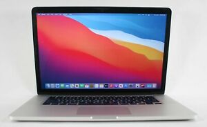 "15"" Apple MacBook Pro 2015 Retina 2.5GHz Quad i7 16GB RAM 256GB SSD + WARRANTY!"