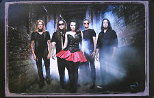 EVANESCENCE POSTER (F8)