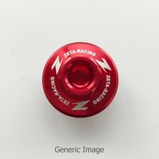 Zeta Racing MX Oil Filler Cap - Honda CRF250 18-20 CRF250 RX 19-20 - Red