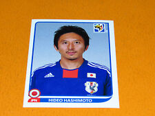 382 HASHIMOTO JAPAN NIPPON JFA PANINI FOOTBALL FIFA WORLD CUP 2010