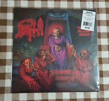 DEATH *Scream Bloody Gore* - LP SPLATTER - RELAPSE RECORDS - Death Metal - NUOVO