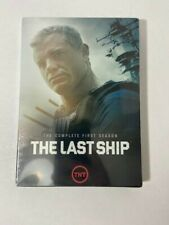 The Last Ship: Complete First Season (TNT, DVD, 2015, 3 Disc Set) New In Box