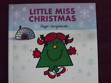 Little Miss Christmas by Roger Hargreaves (Paperback)