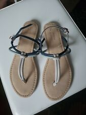 New Lauren Conrad Women Sandals Shoes Size 9.5