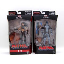 Marvel Legends Deadpool and X-23 X-Force Lot MIP New!