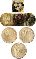 New Zealand-2012 The Hobbit: An Unexpected Journey Brilliant UNC Coin Set