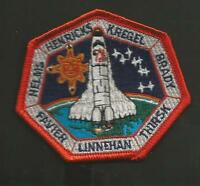 SHUTTLE COLUMBIA STS-78 PATCH 3 INCHES