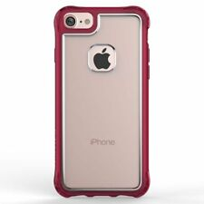 Apple iPhone 8/7/6s/6 - Clear/Burgundy Ballistic JE1738-B44N Jewel Case