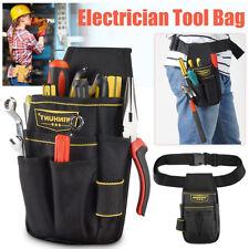 WINHUNT Electrician Waist Pocket Tool Belt Screwdriver Utility Holder Pouch Bag