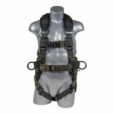 GWP Palmer Universal Full Body 5 PT Harness, Padded Grommet Legs, Back D-Ring