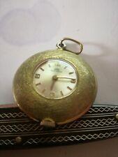 BUCHERER pocket watch pendente orologio vintage 1950's Swiss Made