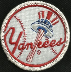 Vintage NEW YORK YANKEES MLB New Old Stock Sports Baseball Collectors Patch