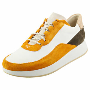 Clarks Originals Kiowa Pace Mens Multicolour Suede & Synthetic Casual Shoes