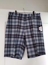 Mens Nike Golf Shorts Dri Fit Size 34 Nwt