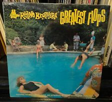 sealed RHINO BROTHERS GREATEST FLOPS Gefilte Joe & the Fish / Temple Kazoo Orch.