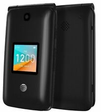 Alcatel Cingular Flip 2 4044O 4Gb 4G Lte Flip Cell Phone (Gsm Unlocked) New!