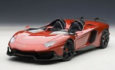 74673 AUTOart 1:18 Lamborghini Aventador J Metallic Red