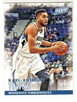 2016 Panini Black Friday #4 KARL-ANTHONY TOWNS Timberwolves QTY AVAILABLE