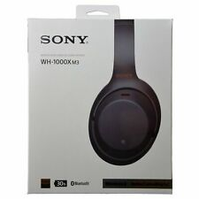 Sony WH-1000XM3 Wireless Noise-Canceling Headphones - Black