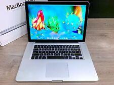 MacBook Pro 15 / MacOS / 16GB RAM 1TB SSD / QUAD CORE i7 3.3GHz Turbo / WARRANTY