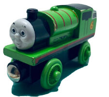 THOMAS the TRAIN WOODEN RAILWAY PERCY WOOD THOMAS and FRIENDS 005