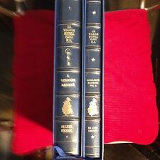 WILLIAM RUSSELL FLINT, Catalogue Raisonne GARDNER & CLARKE Two vols De Lux ed.