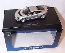 Lotus Europa S Silver Autoart 56356 New in box 1-43scale