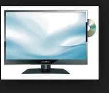Reflexion 15,6 Zoll Fernseher 39,6cm Camping Fernseher 12 Volt mit DVD Player