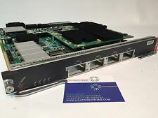 Cisco WS-X6704-10GE 6700 Series 4-Port 10Gig Line Card with CFC Only 2 Port Work