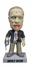 The Walking Dead Wacky Wobbler Cabezón Walker Merle Funko
