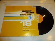 """DANCE TRAIN - Classics Vinyl 18 - 2001 Belgium 3-track 12"""" Vinyl Single"""