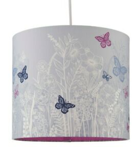 1 x Kids Room Butterfly Garden Lamp shade Pendant (D)250mm