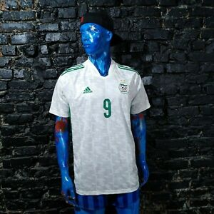 Algeria Jersey Home football shirt 2021 - 2022 Adidas GS4014 Trikot Mens Size XL