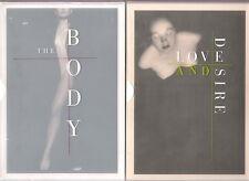 Lote The Body (El Cuerpo) y Love and Desire. William A. Ewing. Desnudos.Nude.AKT