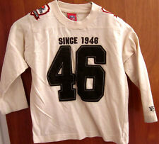 CLEVELAND BROWNS longsleeves jersey youth XS size 5 football shirt Since 1946
