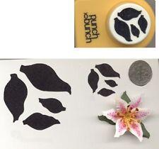 MEDIUM Lily Petals Punch Quilling-Scrapbook-Cardmaking