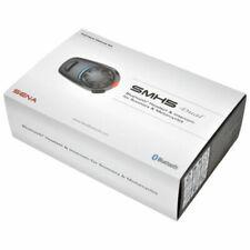 Sena SMH5 Dual Bluetooth GPS Interphone pour Casque Moto