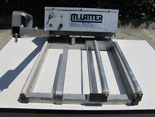 M.Latter Electric Heat Sealer Heat Shrink L-Bar Seal Packaging Machine