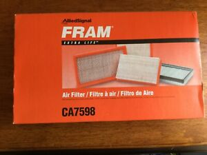 Fram CA7598 Air Filter 0910050516