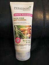 Petal Fresh Botanicals Age Defying Facial Scrub Rosemary Almond 7 oz