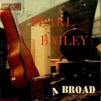Pearl Bailey - A Broad (Vinyl LP - 1958 - US - Original)